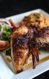 Poulet portugais grillé - Restaurant Escudo